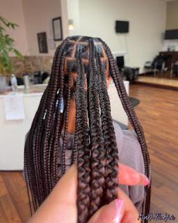 African Braiding Hairstyles 2021