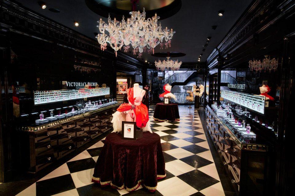 Victorias Secret london Boutique Fleur De Londres