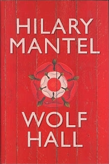 WOLF HALL - BOOK COVER