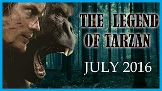 Film The Legend of Tarzan