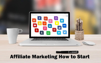 Affiliate Marketing How to Start – How to Start Affiliate Marketing - Join Affiliate Programs