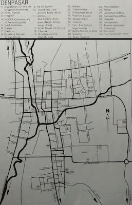 Denpasar Maps
