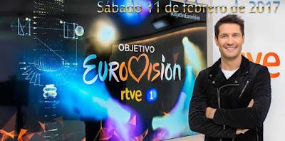 Final de objetivo eurovision en la 1