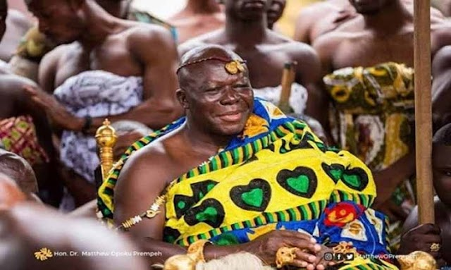 Otumfuo Osei Tutu II Helps Ghana To Get $174M From The World Bank