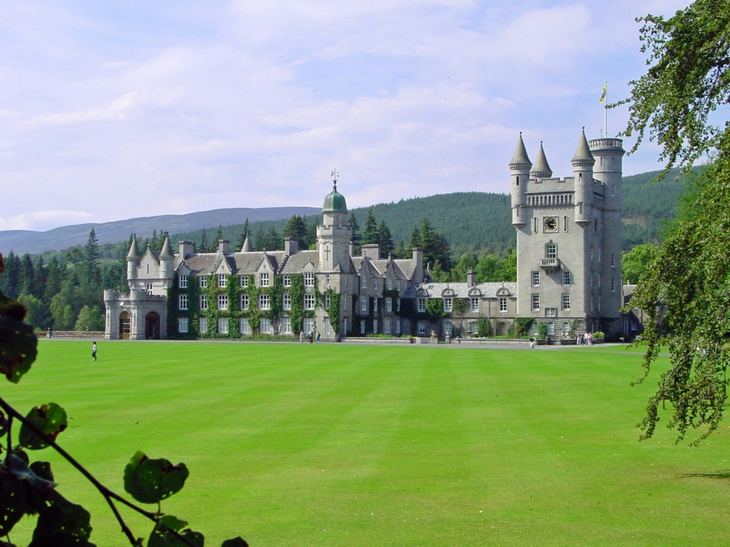 Balmoral Castle Images