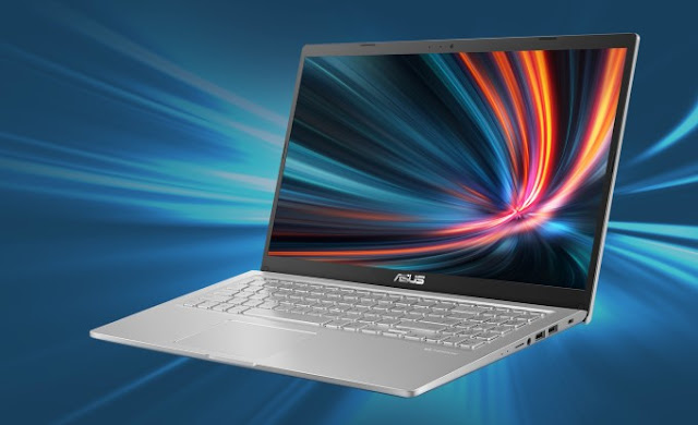 """ASUS VivoBook 15"""" A516 Si Laptop Canggih dengan Ruang Penyimpanan Ganda"""