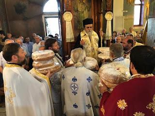 Λαμπρή η εορτής της Πανένδοξης Μάρτυρος του Χριστού Μαρίνας, στο Καταράχι Πύργου