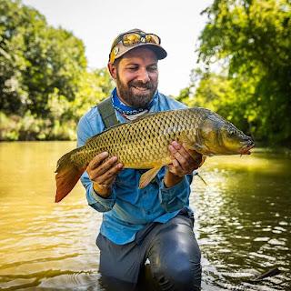 Cory Sorel, Sorel Fly, Sorel Fly Fishing, Carp on the Fly, Fly Fishing for Carp, Texas Fly Fishing, Fly Fishing Texas, Texas Freshwater Fly Fishing, TFFF, Pat Kellner