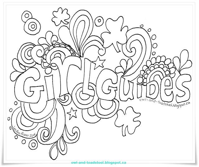 girlguiding clipart uk - photo #39