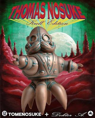 Thomas Nosuke Krell Edition Vinyl Figure by Doktor A x Tomenosuke