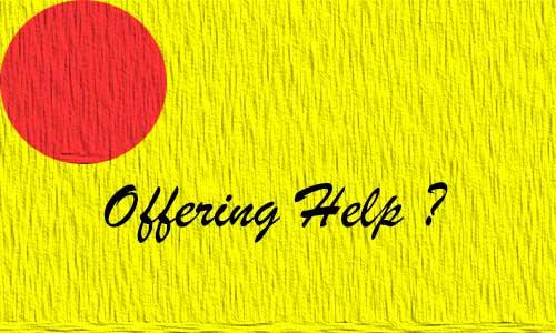 Macam dan Contoh Offering Help Dengan Materi Lengkapnya