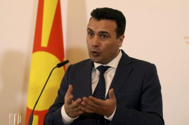 Ζάεφ: Κανείς δεν μπορεί να αμφισβητήσει πλέον ότι είμαστε «Μακεδόνες» που μιλάνε «μακεδονικά»