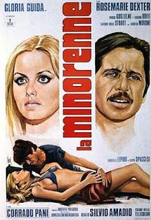 Watch La Minorenne 1974 online