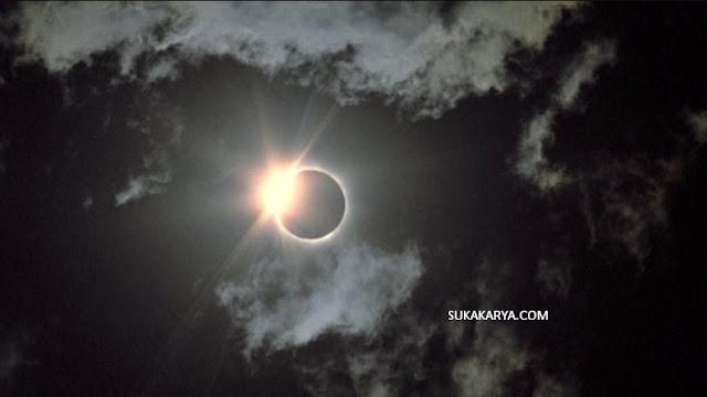 Siap-siap! Gerhana Matahari Cincin Akan Terjadi di Indonesia Minggu 21 Juni 2020