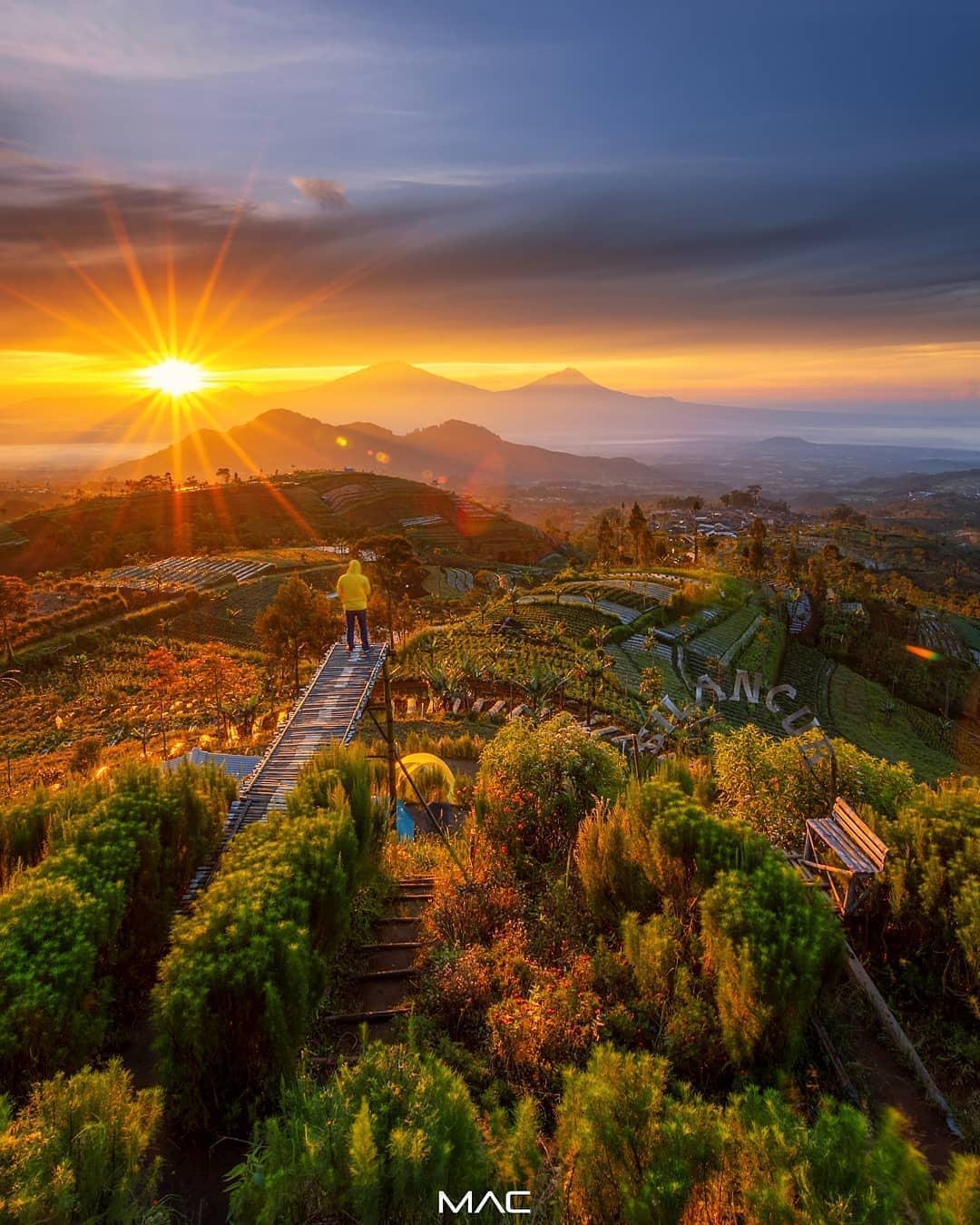 Sunrise Silancur Highland Magelang