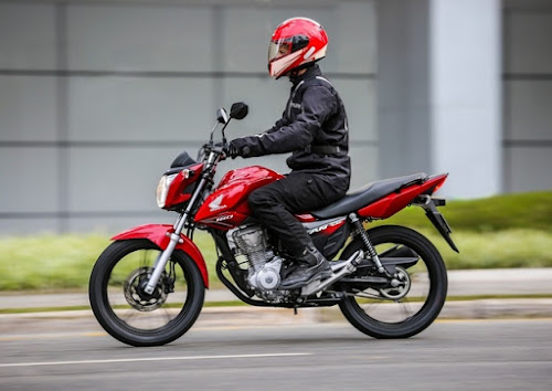 financiamento honda 160 titan