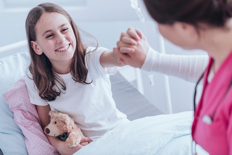 Dünyada her 3 dakikada 1 çocuk kanser oluyor!
