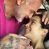 Gianluca Vacchi y Sharon Fonseca dieron la bienvenida a su hija