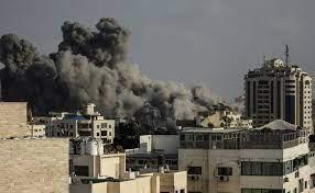 Israeli Air Strikes Kill 20 Palestinians