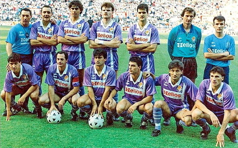 Equipos de f tbol real valladolid contra real madrid 30 06 1989 final de la copa - Fotos del real valladolid ...