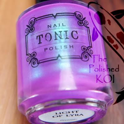 Tonic Polish Light of Lyra