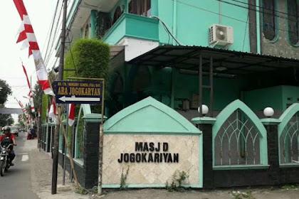 Ini Penjelasan Masjid Jogokariyan Soal Ricuh dengan Massa PDIP | JabarPost Media