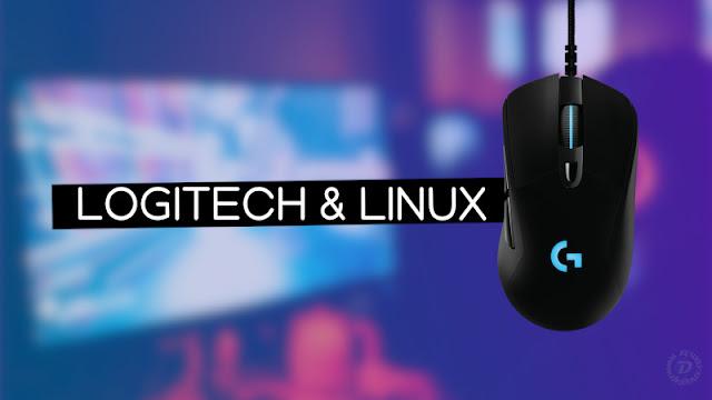 Logitech e Linux