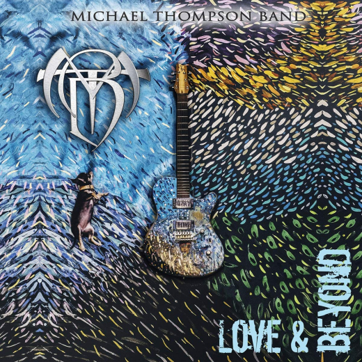 MICHAEL THOMPSON BAND - Love & Beyond (2019) full