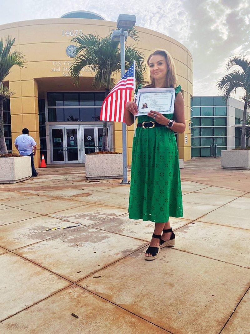 Ingrid Sufán detalla la rigurosa entrevista para ser ciudadana estadounidense