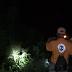 Organismos de socorro de El Factor suspendieron esta noche la búsqueda de la señora desaparecida.
