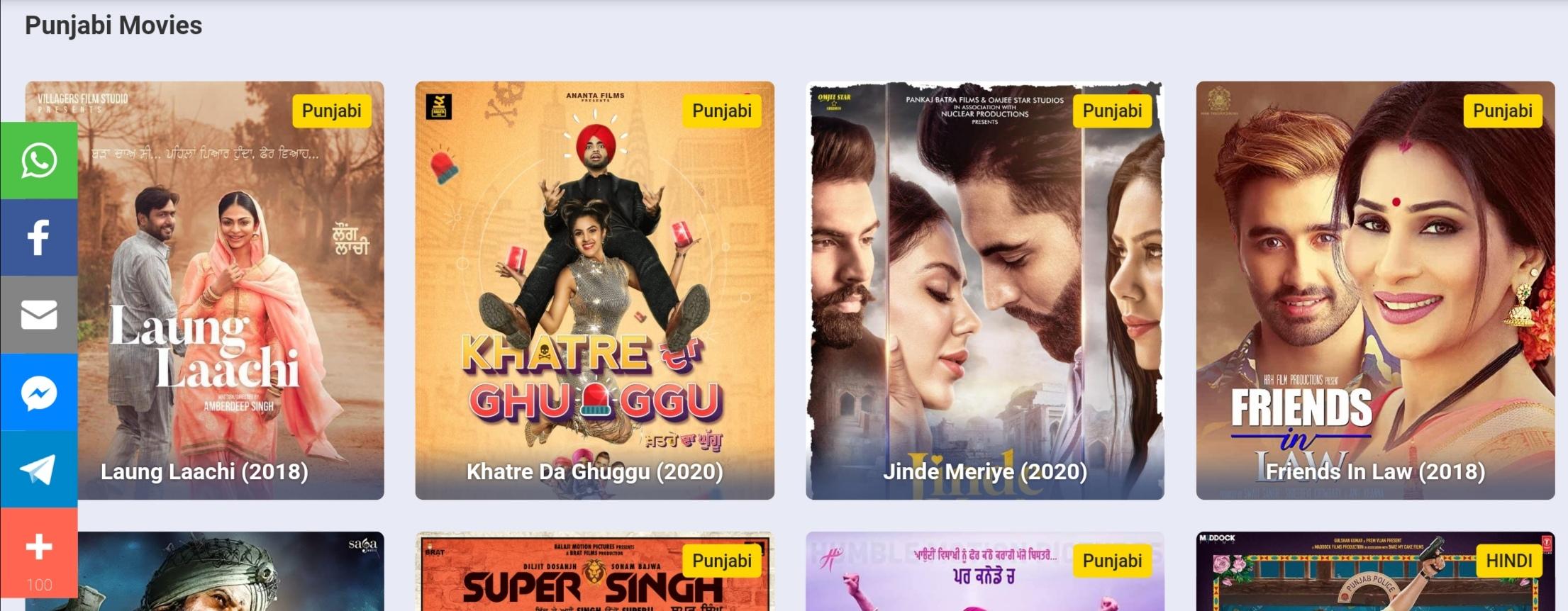best sites download punjabi movies subtitles