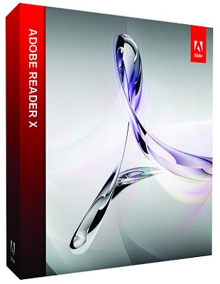 Adobe Reader XI 11.0.18.21 poster box cover