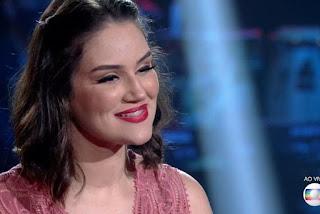 Monteirense Adma Andrade é eliminada na 'Rodada de Fogo' do The Voice Brasil