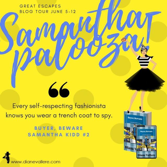 #Samanthapalooza!