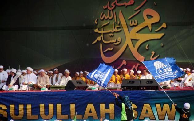 Merayakan Maulid Nabi Muhammad Saw dapat Syafaat Nabi Apa Benar Seperti itu?