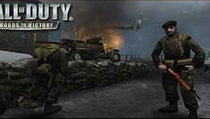 Call of Duty: Roads to Victory Iso/Cso PPSSPP For Android & PC