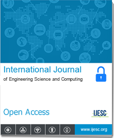 International Journal of Engineering Science and Computing IJESC