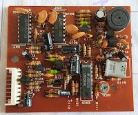 SC-3000 daughterboard