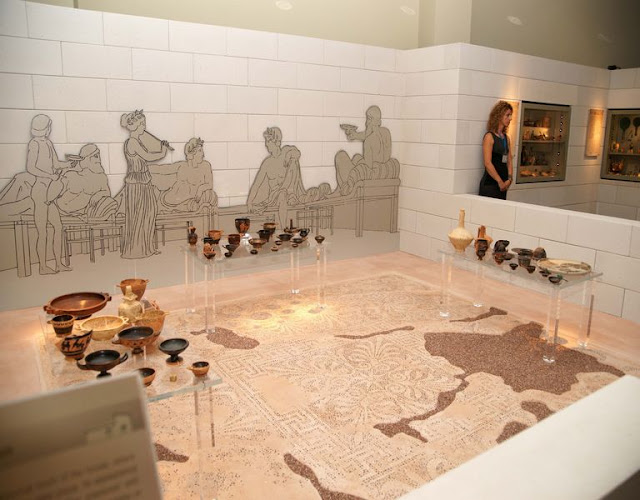'Amvrakia: Recent Archaeological Finds' at Arta Museum