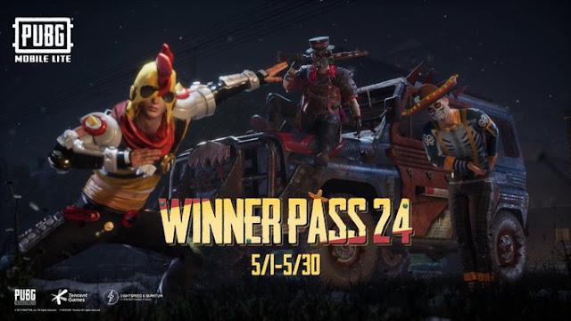 PUBG Mobile Lite Season 24 Week 2 RP missions revealed