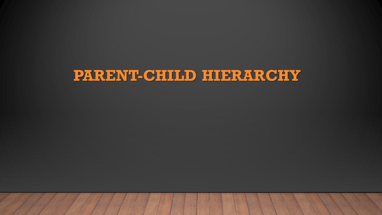 SAP HANA: Parent-Child Hierarchy | HANA