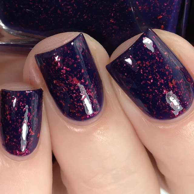 Rogue Lacquer-Spiced Plums