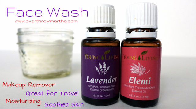 DIY #beauty face wash for #skincare
