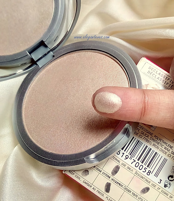Review/Swaches of Mary Lou Manizer