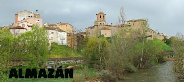 Almazán, el fortificado