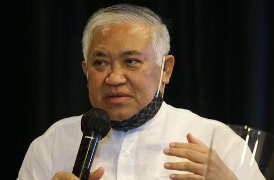 Ahli Bareskrim Ungkap Chat Din-Abdullah Hehamahua di Grup WA 'Deklarator KAMI'