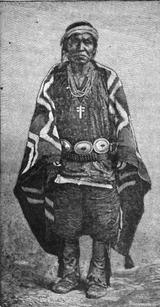 Índio Navajo (Século 19)