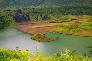Sejarah Gunung Galunggung