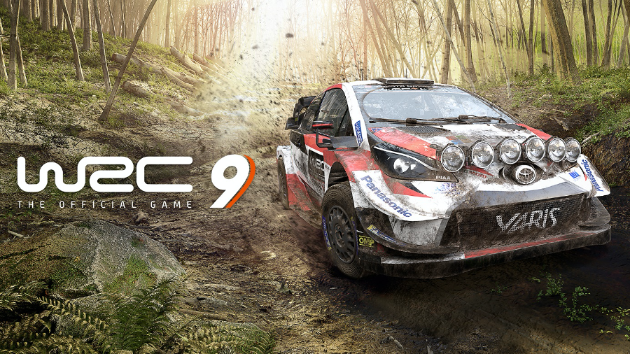 WRC 9's new free update: More official content and a brand-new game mode now available!