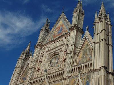 cuspide-duomo di Orvieto-architettura